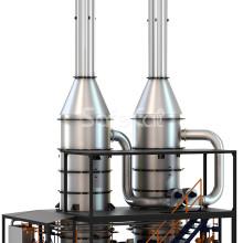 Циклонная печь термической очистки газов SC
