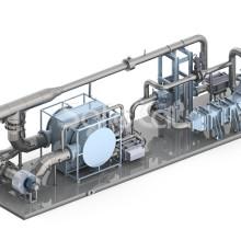 Установка промышленной очистки воздуха SC, 5000 куб.м/час