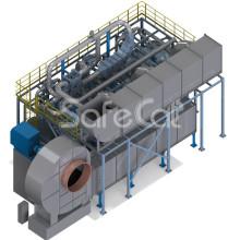 Установка промышленной очистки воздуха SC, 200000 куб.м/час