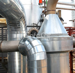Оборудование очистки отходящих газов