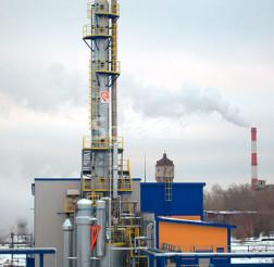 Очистка технологических выбросов для химического завода