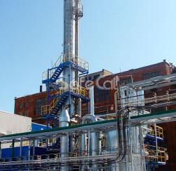 Газоочистка для химической промышленности