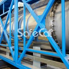 Установка утилизации загрязненных газов SC