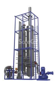 Установка очистки газов SC (базовая модель)