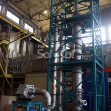 Установка каталитической очистки газов SC