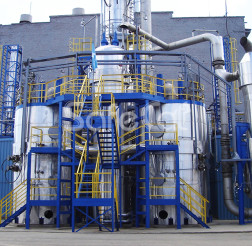 Химический завод, ОАО «Щекиноазот»