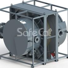 Роторный концентратор Установки очистки воздуха SC