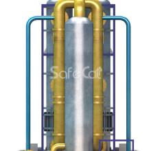 Установка промышленной очистки воздуха SC (вертикальное исполнение)