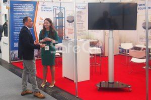 Технологии очистки газов на выставке IFAT-2016