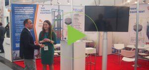 Cистемы очистки промышленных газовых выбросов на IFAT-2016