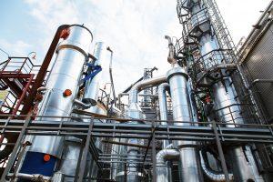 Газоочистное оборудование для промышленных выбросов