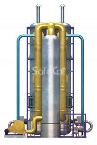 Установка промышленной очистки газов SafeCAT