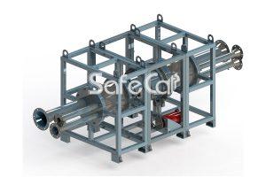Макет роторного концентратора МРК