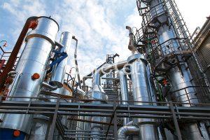 Химический завод по производству КФК и малометанольного формалина