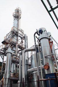 Очистка технологических выбросов для химической промышленности
