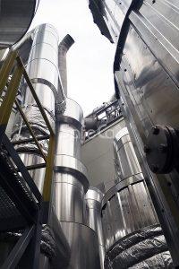 Установка очистки технологических газов